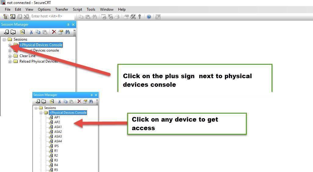 Fmc Cli Access